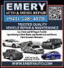 Emery Auto & Diesel Repair Inc